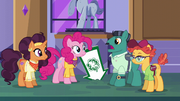 "Chargrill ""came to Canterlot from Whinnyapolis"" S6E12"