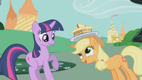 Applejack is that a yes S01E03