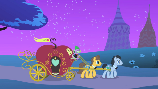 File:Caramel and Lucky pulling carriage S1E26.png