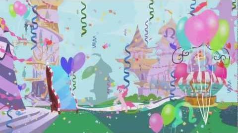 Pinkies fantasigala sång