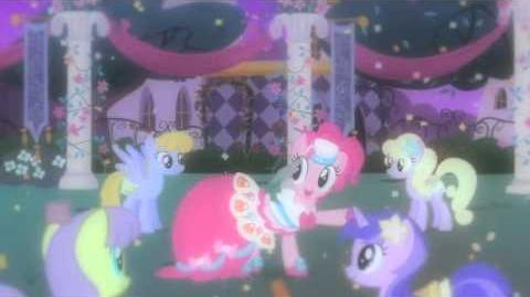 The Gala Song (At the Gala) MLP Friendship Is Magic HD