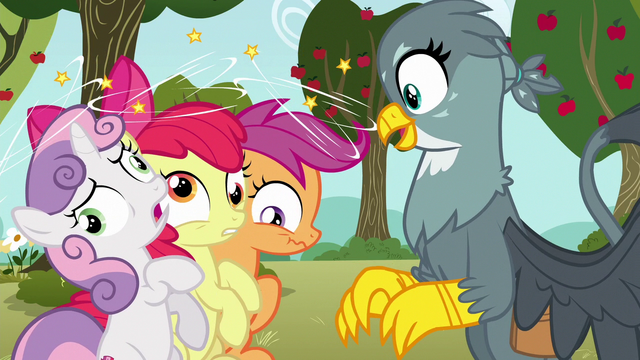 File:Crusaders dizzy from Gabby's hoofshake S6E19.png