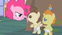 Pinkie Pie small growl S2E13