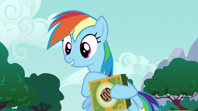 File:Rainbow offers Pinkie Pie a cookie S6E15.png