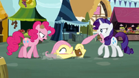 Stopping Fluttershy S02E19