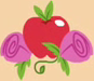 Apple Rose cutie mark crop S3E8