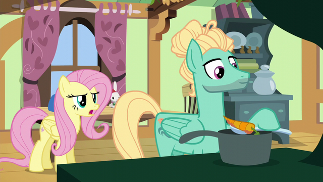 "File:Fluttershy ""you said you had plenty of places"" S6E11.png"
