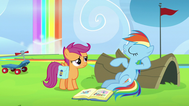 """File:Rainbow Dash """"yeah, right!"""" S7E7.png"""