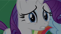 Rarity worries about Spike S2E21