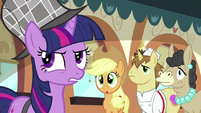"Twilight Sparkle ""One last thing"" S2E24"