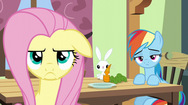 File:Fluttershy's frustrated scowl S6E11.png