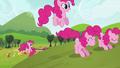Pinkie Pie clones leaving the destruction S3E03.png