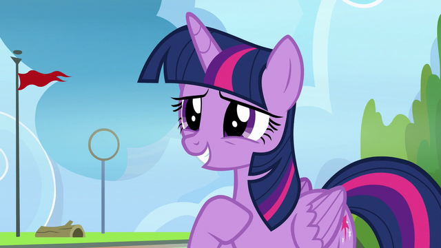 """File:Twilight Sparkle """"help from my friends"""" S6E24.png"""