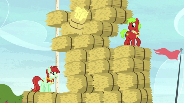 File:Hay bale passes between Candy Apples and Apple Cinnamon S5E6.png