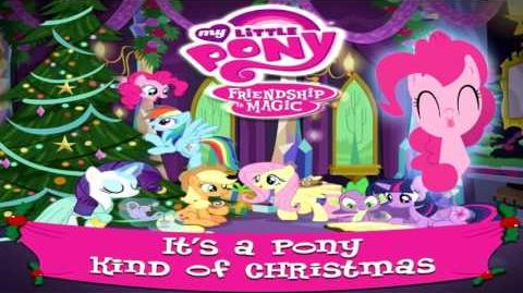 MLP It's Pony Kind of Christmas - Twelve Days of Christmas HQ