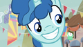 Party Favor grinning wide at Starlight Glimmer S6E25.png