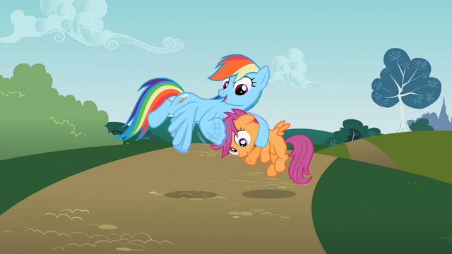 File:Rainbow Dash noogie S2E8.png