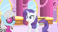 Rarity don't you notice me S1E20