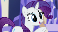 Rarity recalls Look Before You Sleep S5E3