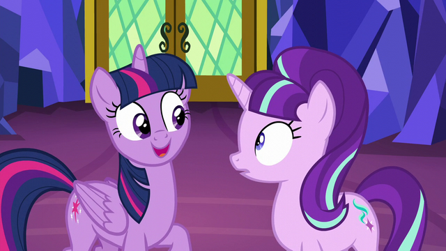 """File:Twilight """"Starting is easy!"""" S5E26.png"""