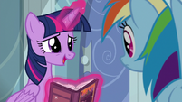 "Twilight ""how much fun you're gonna have"" S6E13"
