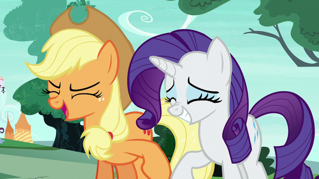 """File:AJ Changeling """"funniest danged thing I've heard all day"""" S6E25.png"""