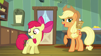 "Applejack ""I expect you want to run off"" S5E4"