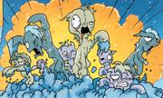 Comic issue 16 Zombie ponies