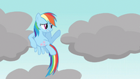 Rainbow Dash here it goes S3E13