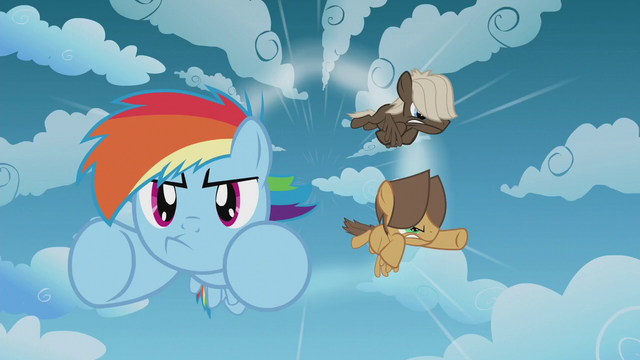 File:Rainbow Dash pulls into the lead S5E25.png