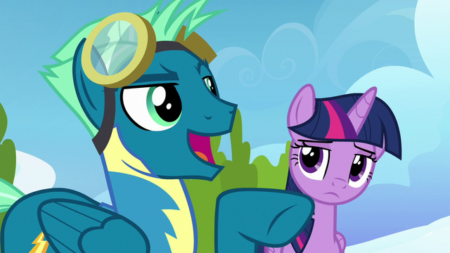"File:Sky Stinger ""everypony's gonna know it"" S6E24.png"