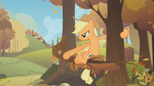 File:Applejack is on S01E13.png