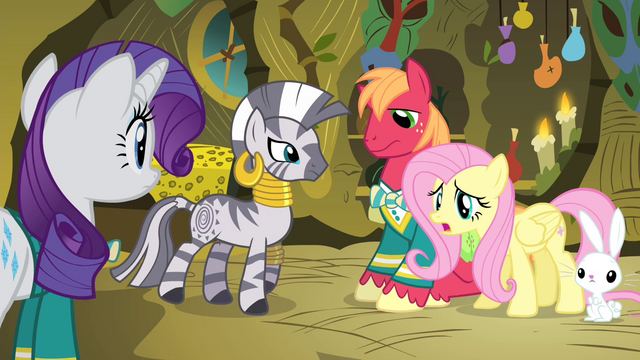 File:Fluttershy 'are we ever going to find a deep voice' S4E14.png