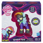 MLP Collector Series Shadowbolt Rainbow Dash toy and packaging