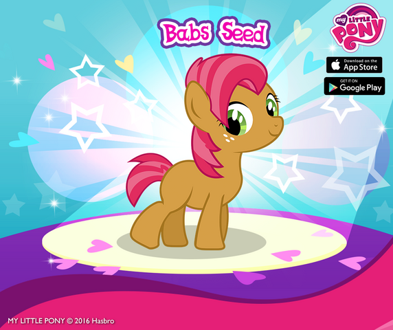 File:MLP mobile game Babs Seed promo.png
