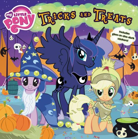 File:My Little Pony Tricks and Treats storybook cover.jpg