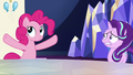 Pinkie Pie pauses in her outburst S6E25.png
