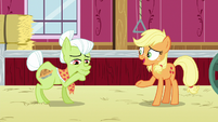 "Applejack ""I just decided if I helped you"" S6E23"