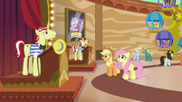 """Applejack """"neither of you said those things"""" S6E20"""