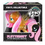 Funko Fluttershy glitter vinyl figurine packaging