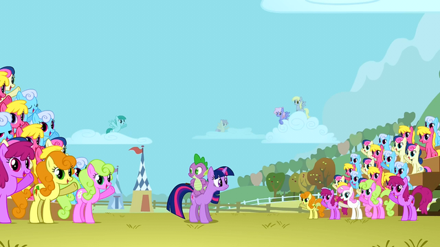 File:Iron Pony Competition crowd S1E13.png
