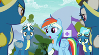 "Rainbow Dash ""you guys were right to call me"" S6E7"