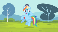 Rainbow Dash 'have a lot of fun' S4E05