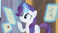 Rarity my reputation S2E9