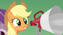 Applejack 'And there's lots more to come after that!' S3E08