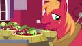 "Big Mac answering Apple Bloom ""eeyup"" S7E8.png"