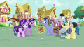 "Out of Town Pony ""all the way from Fillydelphia"" S7E14.png"