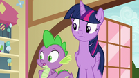 "Spike ""shouldn't have doubted you"" S7E3"
