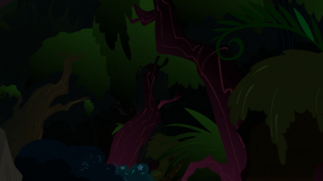 File:The Everfree Forest scenery S3E9.png