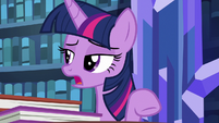 "Twilight ""never really works out all that well"" S6E19"